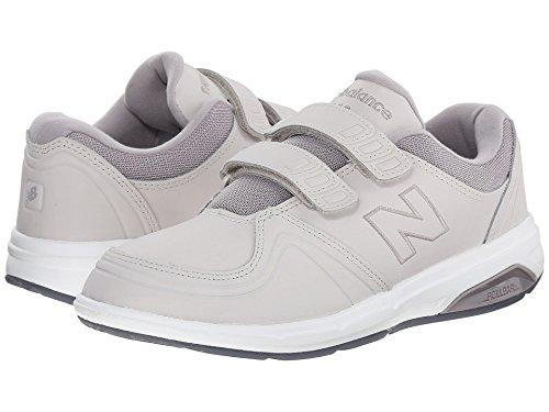 (ニューバランス) New Balance レディースウォーキングシューズ?靴 WW813Hv1 Grey 5.5 (22.5cm) 2A - Narrow