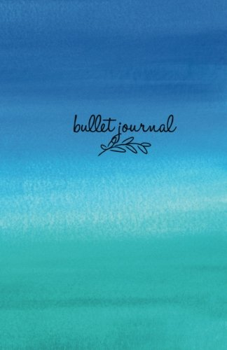 """Bullet Journal: Sea Cover 5,5""""x 8,5"""": Dot Grid Journal, Design Book, Planner, Dotted Notebook, Work Book, Sketch Book, Math Book, 5mm Dots ... Use  120 pages (Dot paper) (Volume 8) pdf epub"""