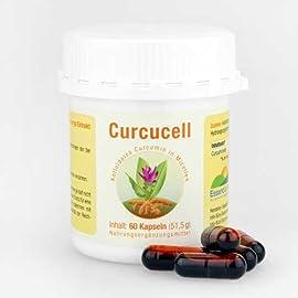 Curcumin Extrakt Kapseln - von Curcucell