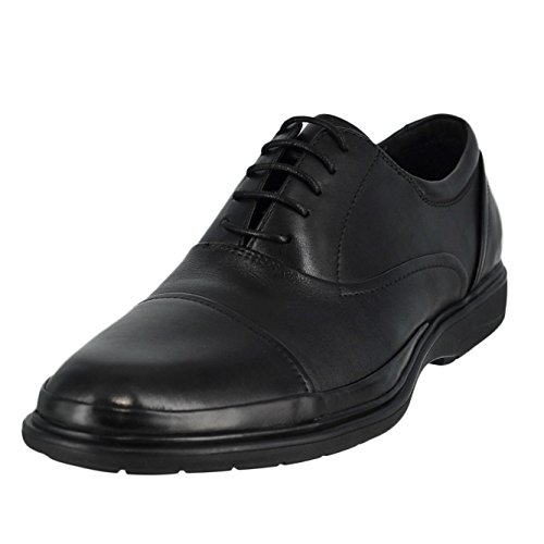 Kenneth Cole New York Mid-city Svarta Mens Oxfords Storlek 11m