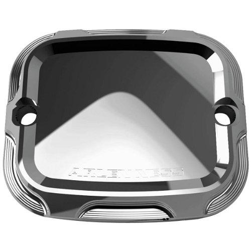 Arlen Ness Chrome Beveled Front Master Cylinder Cover 03-404