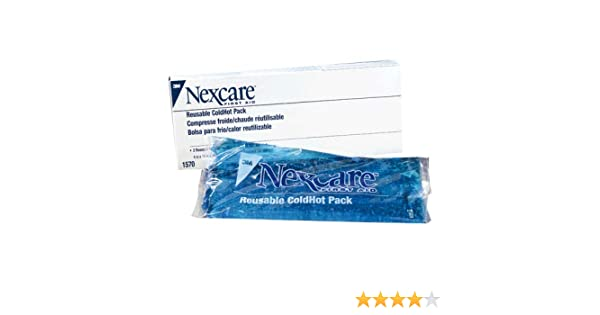 7772991 PT# 1570 Pack Hot/ Cold Nexcare 4x10