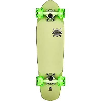 GLOBE Skateboards HG 10525125 Blazer Cruiser Board, Glow in The Dark, 26 : Sports & Outdoors