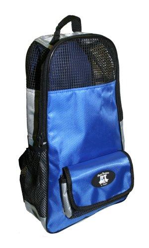 TUSA Sport Reef Tourer Snorkeling Backpack, Blue