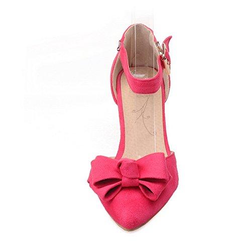 Rosso col tacco BalaMasa donna Scarpe qYCW0