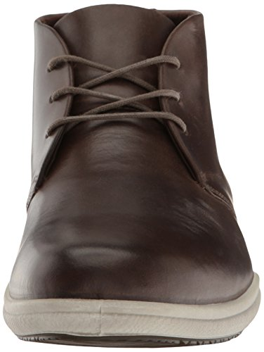 ECCO Men's Grenoble Chukka Boot Dark Clay discount low shipping genuine sale best free shipping high quality clearance official site 7DSTLG