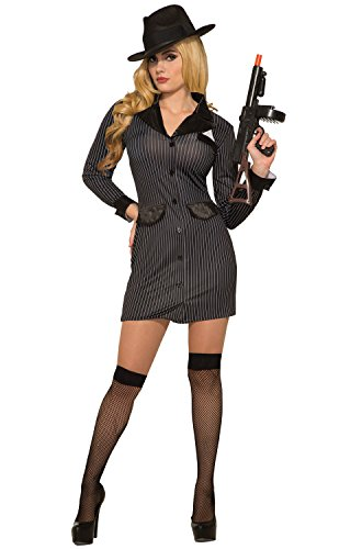 Forum Novelties Womens Gangster'S Girl Costume XS/S for $<!--$24.82-->