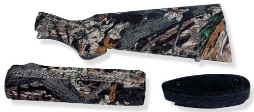 Champion Traps and Targets Mossberg 500 Stock, Mossy Oak by Champion Traps and Targets