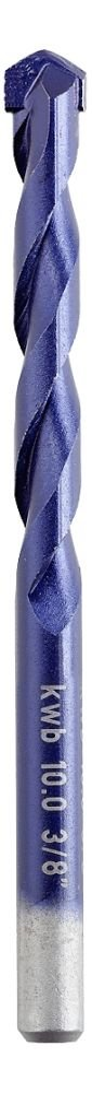 8 mm kwb 0513-00 Feinsteinzeugbohrersatz 4 4-tlg 5 6