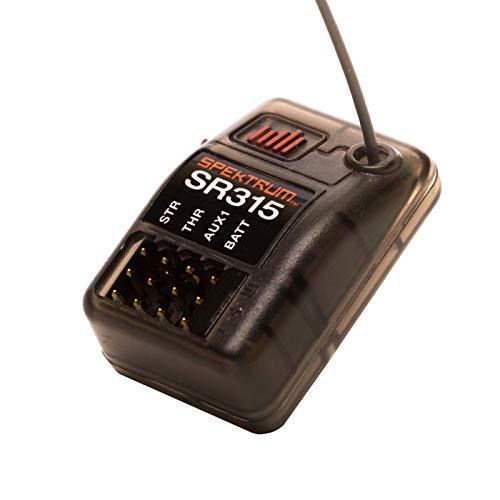Spektrum SR315 3-Channel 2.4GHz DSMR RC Sport Receiver: - Rc Channel 3