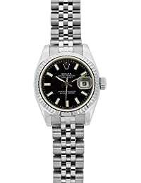 Datejust automatic-self-wind womens Watch 179174 (Certified Pre-owned)