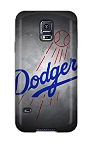 Best los angeles dodgers MLB Sports & Colleges best Samsung Galaxy S5 cases