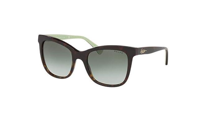 Ralph Lauren RALPH BY 0RA5256 Gafas de sol, Dark Havana, 53 ...
