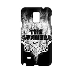 SHOWER 2015 New Arrival arsenal gunners 3D Phone Case for Samsung NOTE 4
