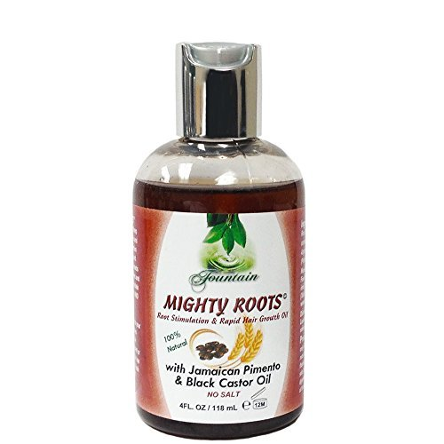 Fountain Mighty Roots with Jamaican Pimento and Black Castor