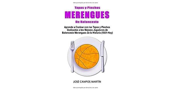 Tapas y Pinchos Merengues de Baloncesto: Aprende a Cocinar con las ...