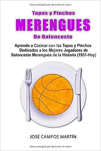 Tapas y Pinchos Merengues de Baloncesto: Aprende a Cocinar ...