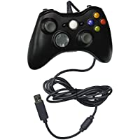 Generic Wired Controller for Microsoft Xbox 360 Game System
