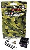 Survival Land LS-100 Red Laser Red Dot Sight