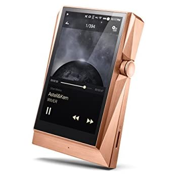 Astell & Kern High-Resolution Music Player AK380, 256GB (Copper)