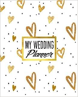 amazon com my wedding planner my wedding organizer marriage event