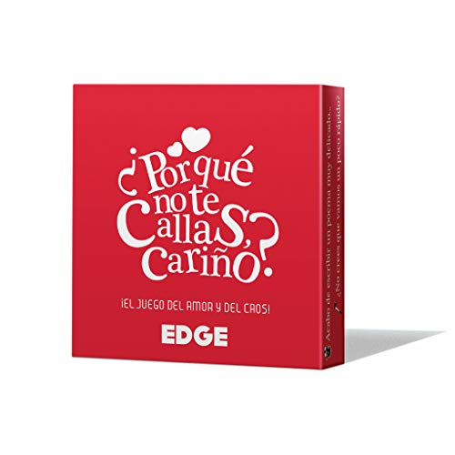 Edge Entertainment-¿Por que no te Callas, carino, Color (EDG0EDGLA05)