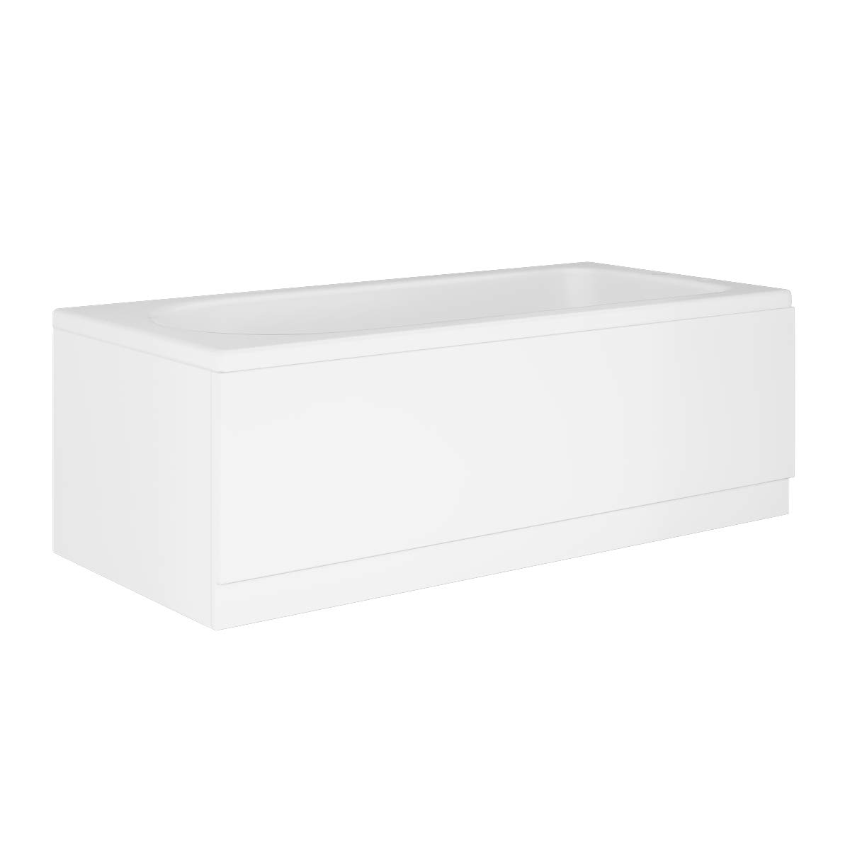 Aquariss Modern Full Bathroom Suite With 1500mm Bath Toilet And Wash Basin Sink Suites