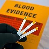 Crime Scene Forensic Science Kit: Solve the Missy