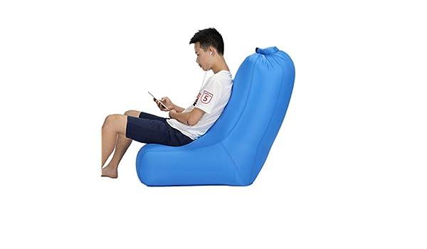 Sofa Hinchable TumbonaInflable Cama Portátil Impermeable ...
