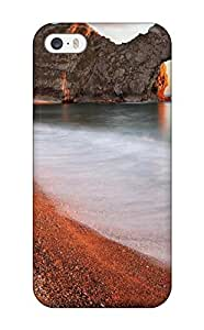 Hot New Style Hard Case Cover For Iphone 5/5s- Beach
