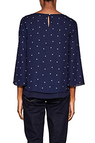 Donna 400 navy 998eo1f802 Esprit Camicia Blu Collection qnFO8Bx7