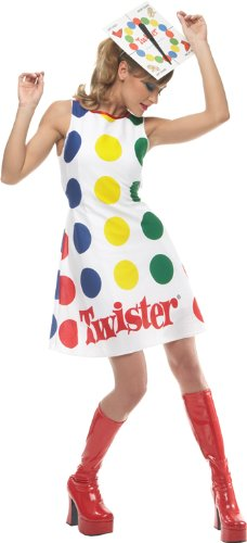Twister Women's Costume Medium (8-10)