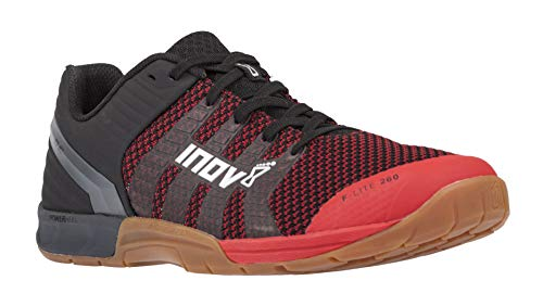 Inov-8 Unisex F-Lite 260 Knit | Super Versatile Cross Training Shoe | Gum Sole | Perfect for Rope...