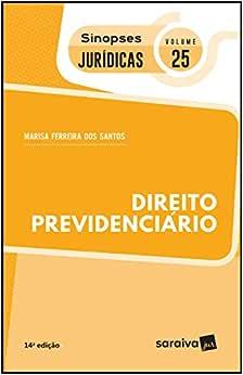 Sinopses jurídicas: Direito previdenciário - 14ª edição de 2019: 25