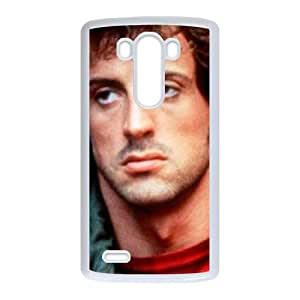 First Blood LG G3 Cell Phone Case WhiteW4520237