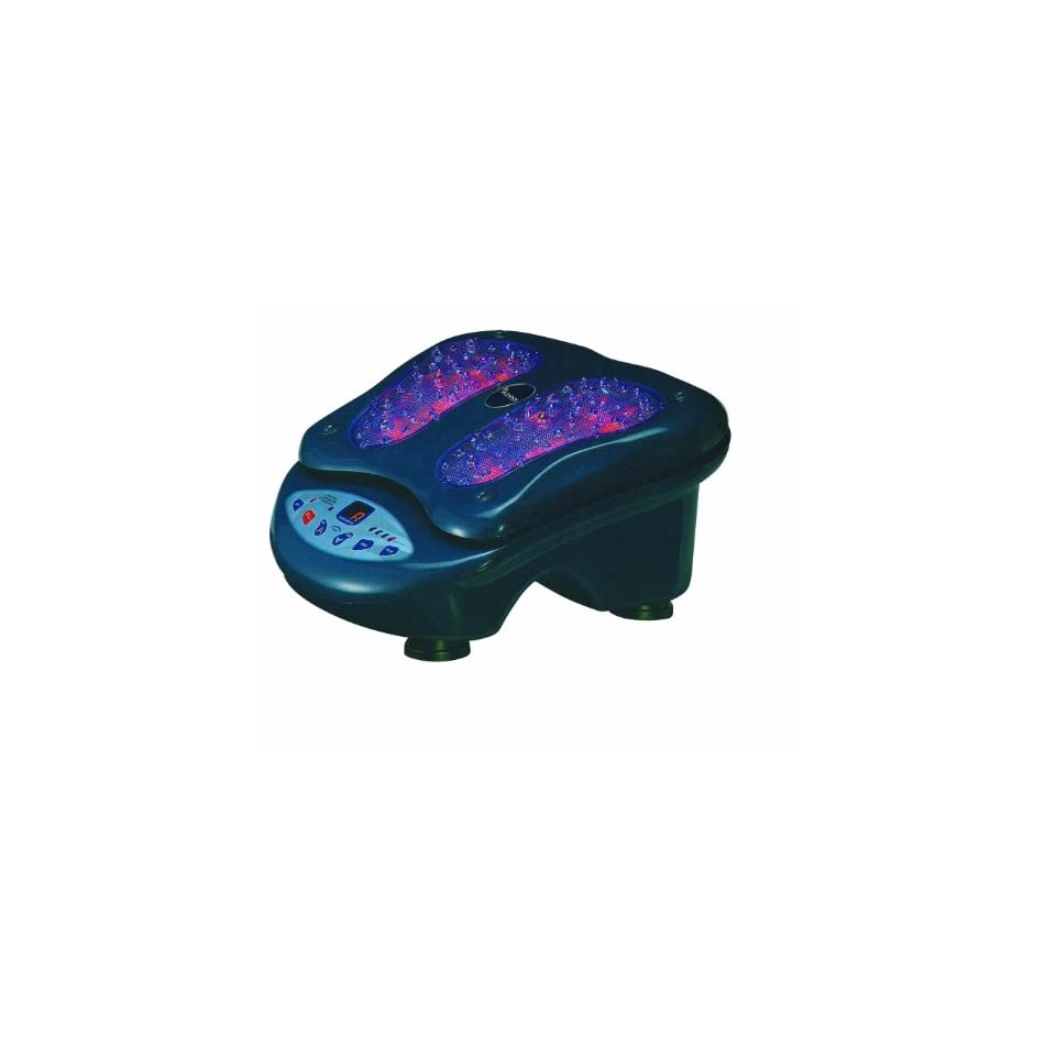 Heated Infrared Foot Massager with Remote
