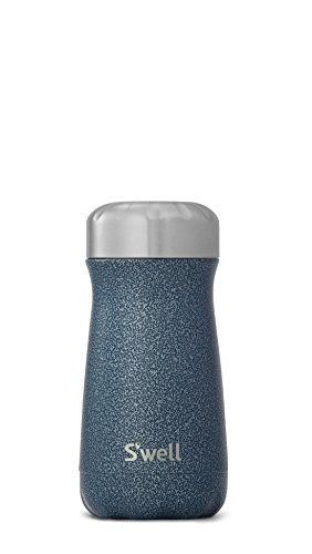 (S'well Stainless Steel Travel Mug, 12 oz, Night Sky)