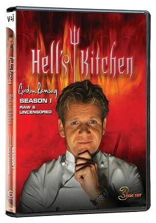 hells kitchen season 1 deluxe with slip case - Hells Kitchen Season 1