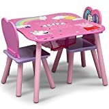 Delta Children Kids Table & Chair Set with