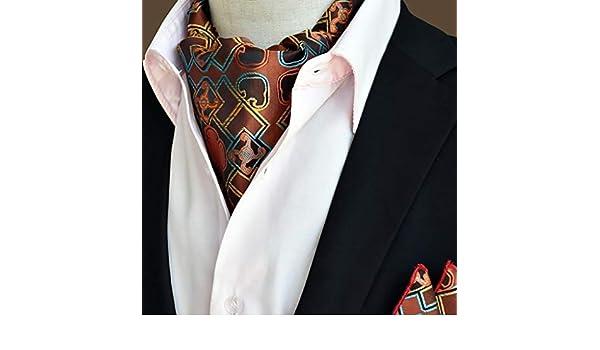 QXX Bufanda para Hombre Pajarita Bufanda Camisa con Cuello Redondo ...