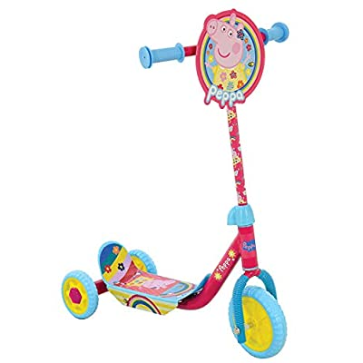 Peppa Pig My First Tri Scooter M14266: Toys & Games