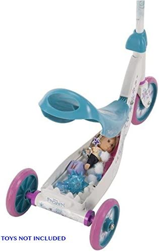 Amazon.com: scooter New My Frozen Kick 3 ruedas con ...