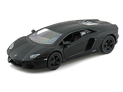 Lamborghini Aventador LP700 4 1/38 Matte Black