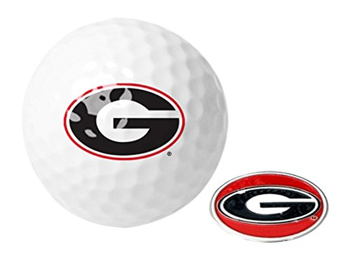 Bulldogs Golf Ball Marker - 9