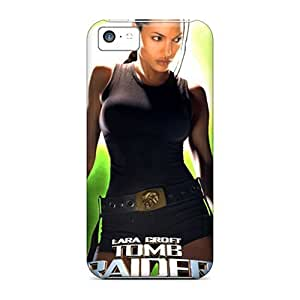 Protective Hard Cell-phone Case For iphone 4s (uCj7833UuDO) Customized HD Tomb Raider Image