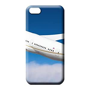 iphone 6plus 6p Protection High-end fashion phone cases covers united airlines boeing 787 dreamliner