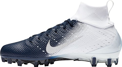 Football college 3 Pro Scarpe Untouchable blu Navy Vapor Nike White Bianco 0wF5qPxx