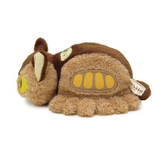 Cat Bus Plush | My Neighbor Totoro | Studio Ghibli Plush 3