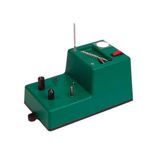 RCBS Trim Mate 120-VAC 90375 Case Prep Center Five Gear Rotating Heads