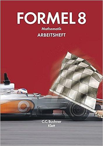 Formel 8 – Arbeitsheft